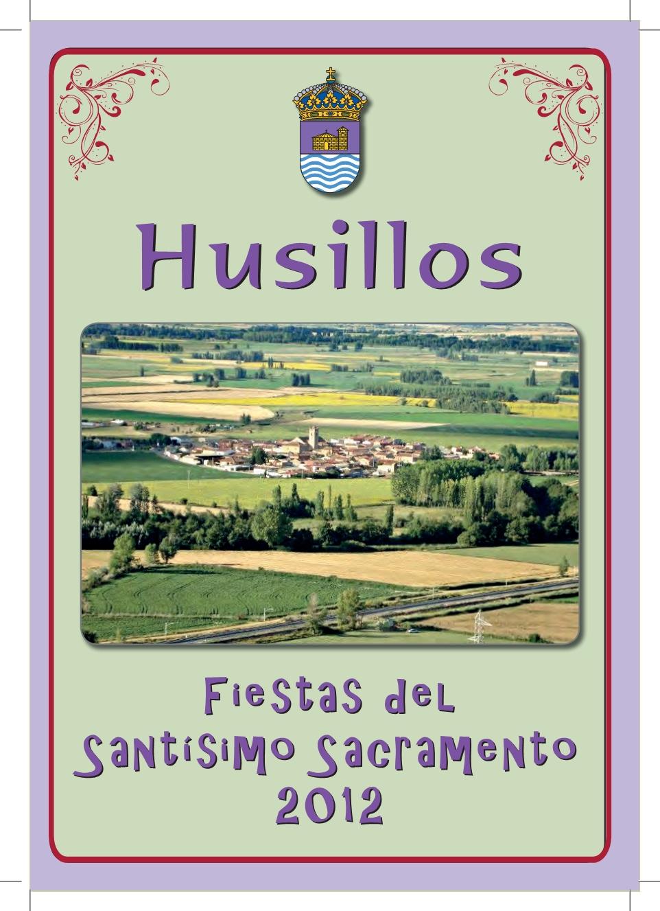 Fiestas del Santísimo Sacramento 2012