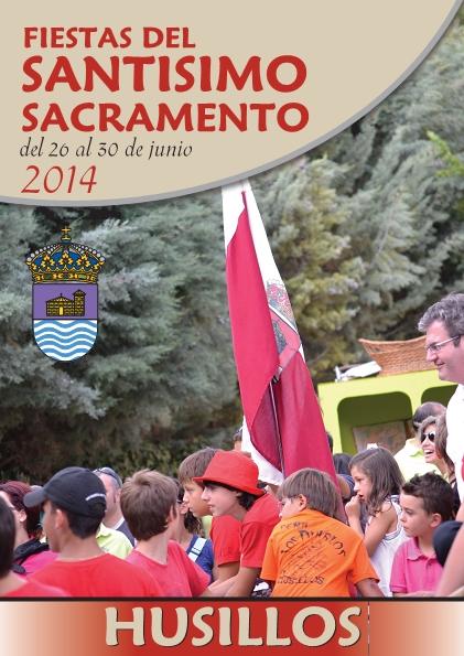 Fiestas del Santísimo Sacramento 2014
