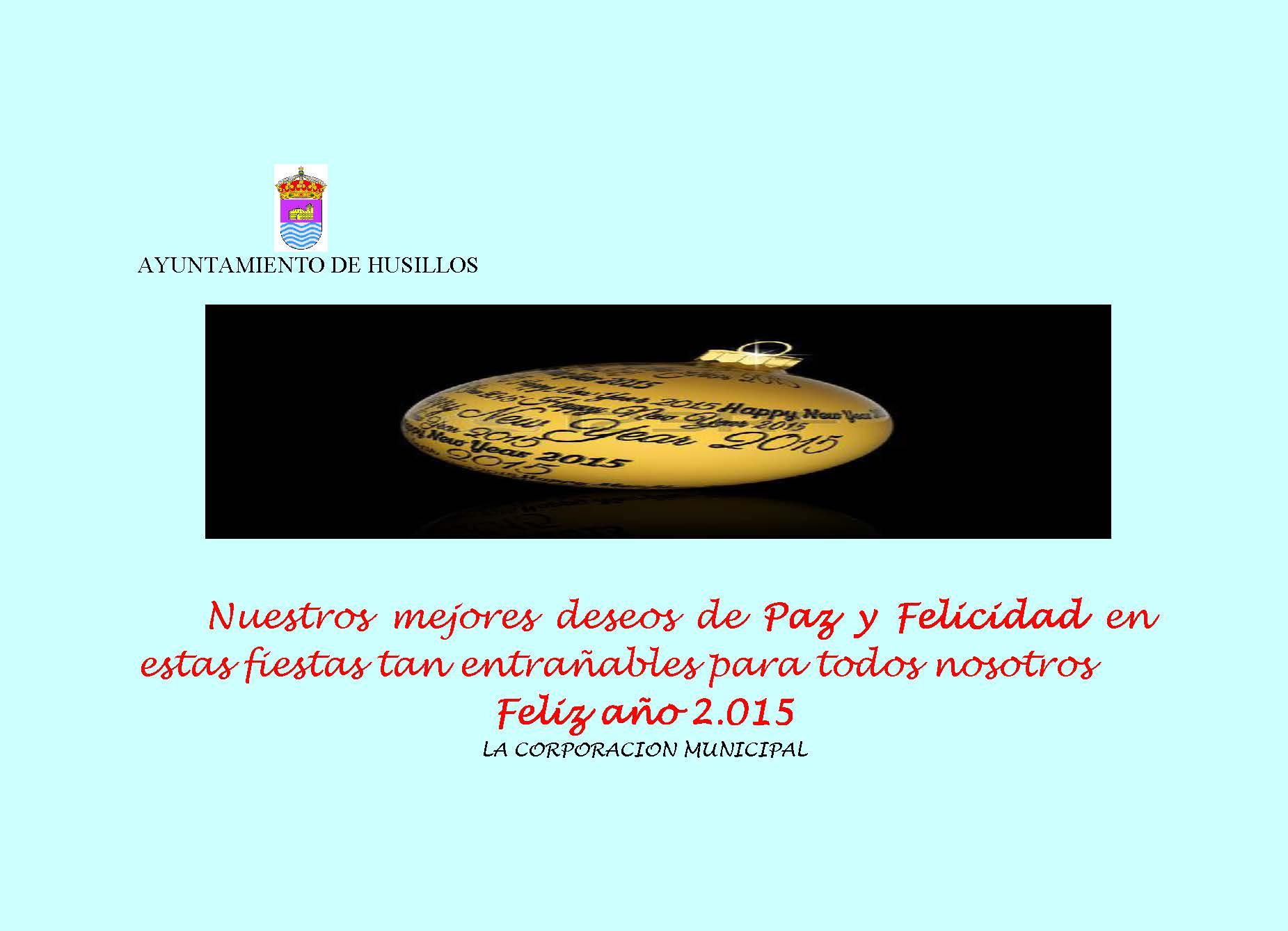 Felicitación Navideña 2014