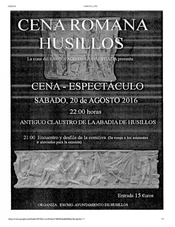 cena romana 2016 cartel_001