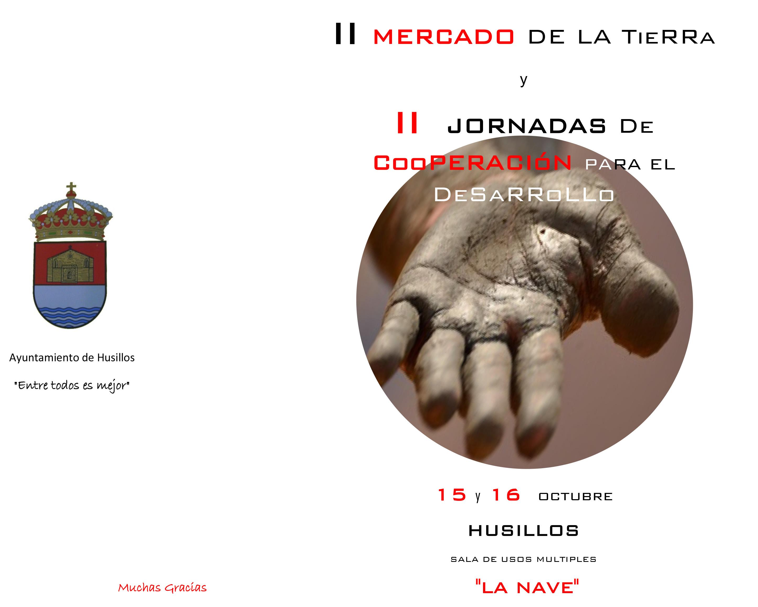 II Mercado de la tierra y II Jornadas de cooperación para el desarrollo