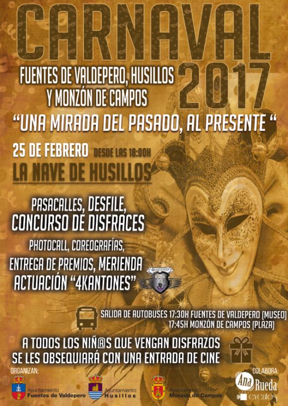 Carnaval 2017 Fuentes-Husillos-Monzon