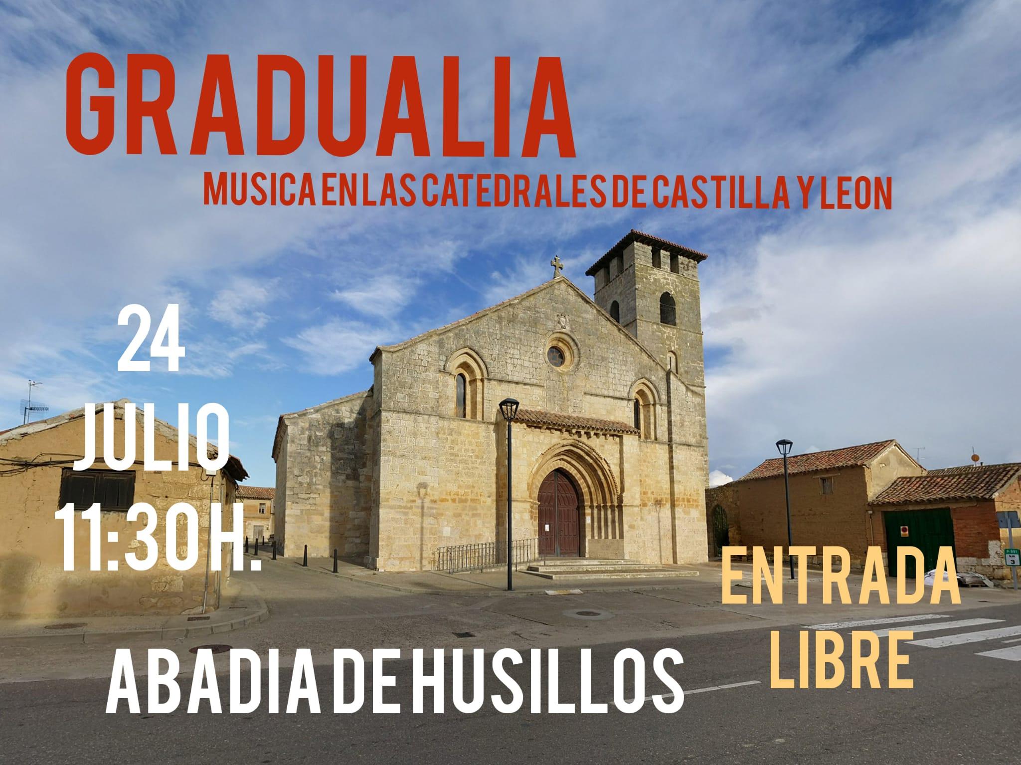 Gradualia, múscia en las catedrales de Castilla y León